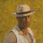 Man with hat - 3